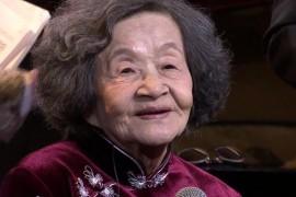 人生什么时候登上巅峰都不晚 88岁耄耋老人登顶《经典咏流传》年度盛典