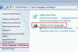 Windows 7 SP1旗舰7601.24214英文版通过自动更新更改为中文版