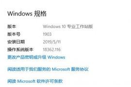 Windows 10 版本1903开始, 不再开发Windows To Go和打印3D应用