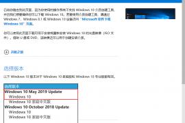 Win10_1903_V1_Chinese(Simplified)简体中文32位和64位微软官方edge资源下载