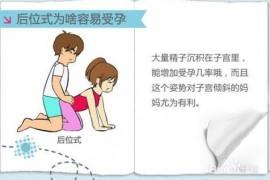 骚年的程序猿:4个让女性快速怀孕的姿势