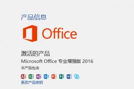 Microsoft Office 2016 简体中文Vl批量授权大客户版微软官方镜像资源