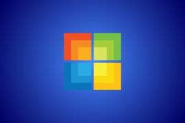 Windows Server服务器蓝色壁纸