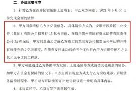 贵州地方政府化债新操作:上市公司被要求以城投债抵PPP工程款