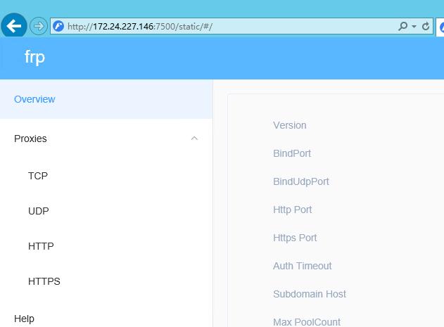 FRP内网穿透服务端和客户端都是windows实战经验,已成功