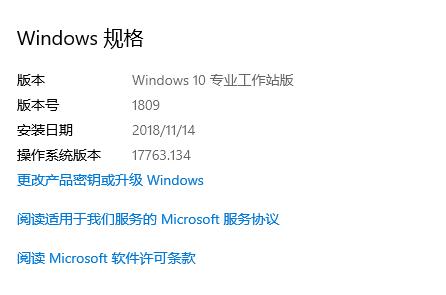 【MSDN】Windows 10 1809 、LTSC 2019、Server 2019 中英文2018年11月13日官方更新资源