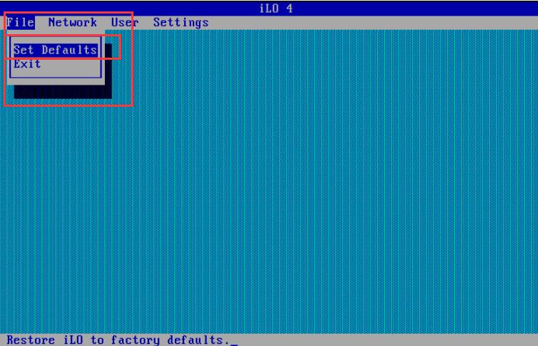 MicroServer Gen8 IL0获取不到IP地址重置教程