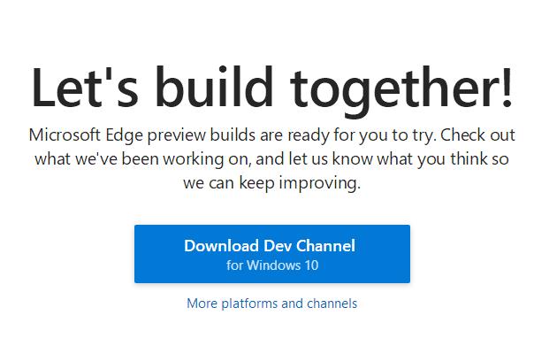 微软Chromium Edge官方更新至75.0.141.0,汉化包更新至7.5.139.0(持续更新)