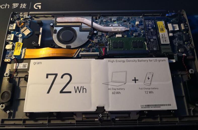 LG Gram 15Z980拆机加装固态硬盘、内存、装系统、商店APP教程