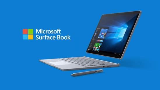 Surface Book使用恢复镜像重置电脑系统为出厂状态教程