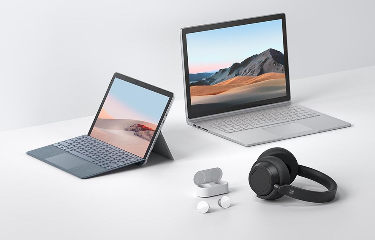 微软新产品Surface Go 2,Surface Book 3等悄然上线,5月21日上市开售