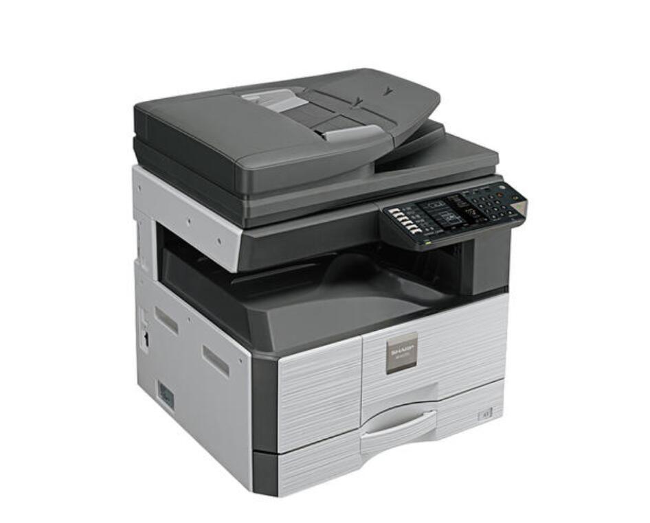 WIN10安装夏普2048S打印机驱动无法正常使用的处理方法