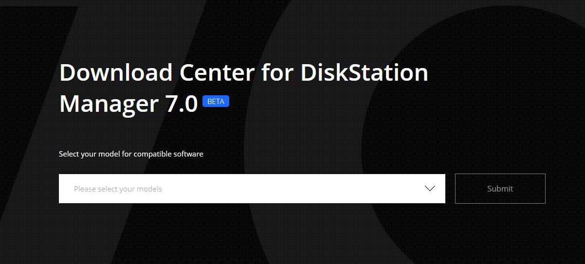 群晖DSM 7.0-41222 Beta正式发布(附下载地址)